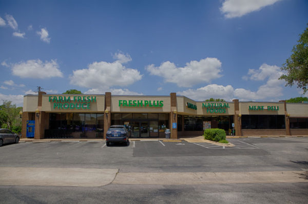 Allandale neighborhood grocery store in Austin